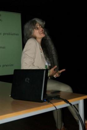 Ana Matesanz, de Guarouba Consultores,